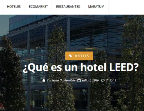 Blog de Turismo Sostenible