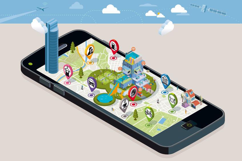 transformación digital digitalización movil internet of things