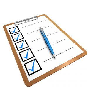 checklist roi calculo