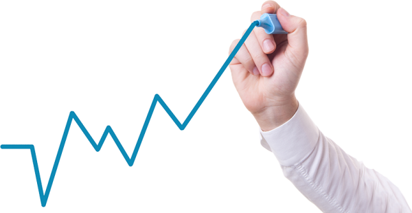grafica mejorar rentabilidad empresa