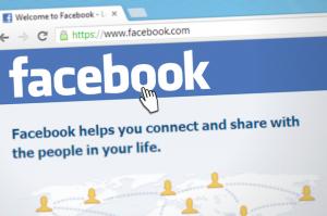 pantalla facebook ventas