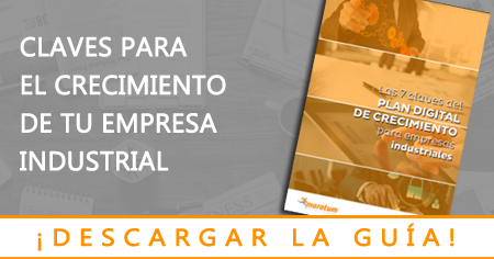 EBOOK 7 claves del plan digital de crecimiento empresarial en industrias B2B