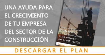 7 Claves Del Plan Digital De Crecimiento Empresarial Para Construcción 400x210