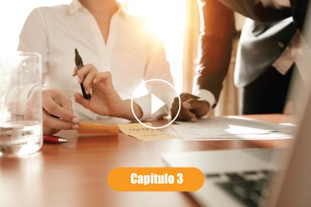 Ver el capítulo 3 de la videoserie