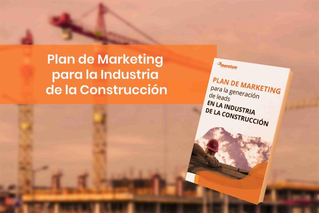 Plan de Marketing leads construccion