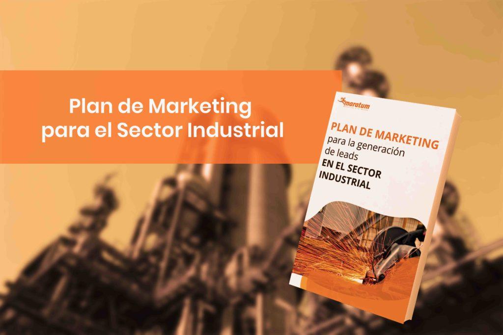 Plan de Marketing leads sector industrial
