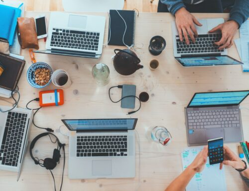 Herramientas para digitalizar equipos comerciales