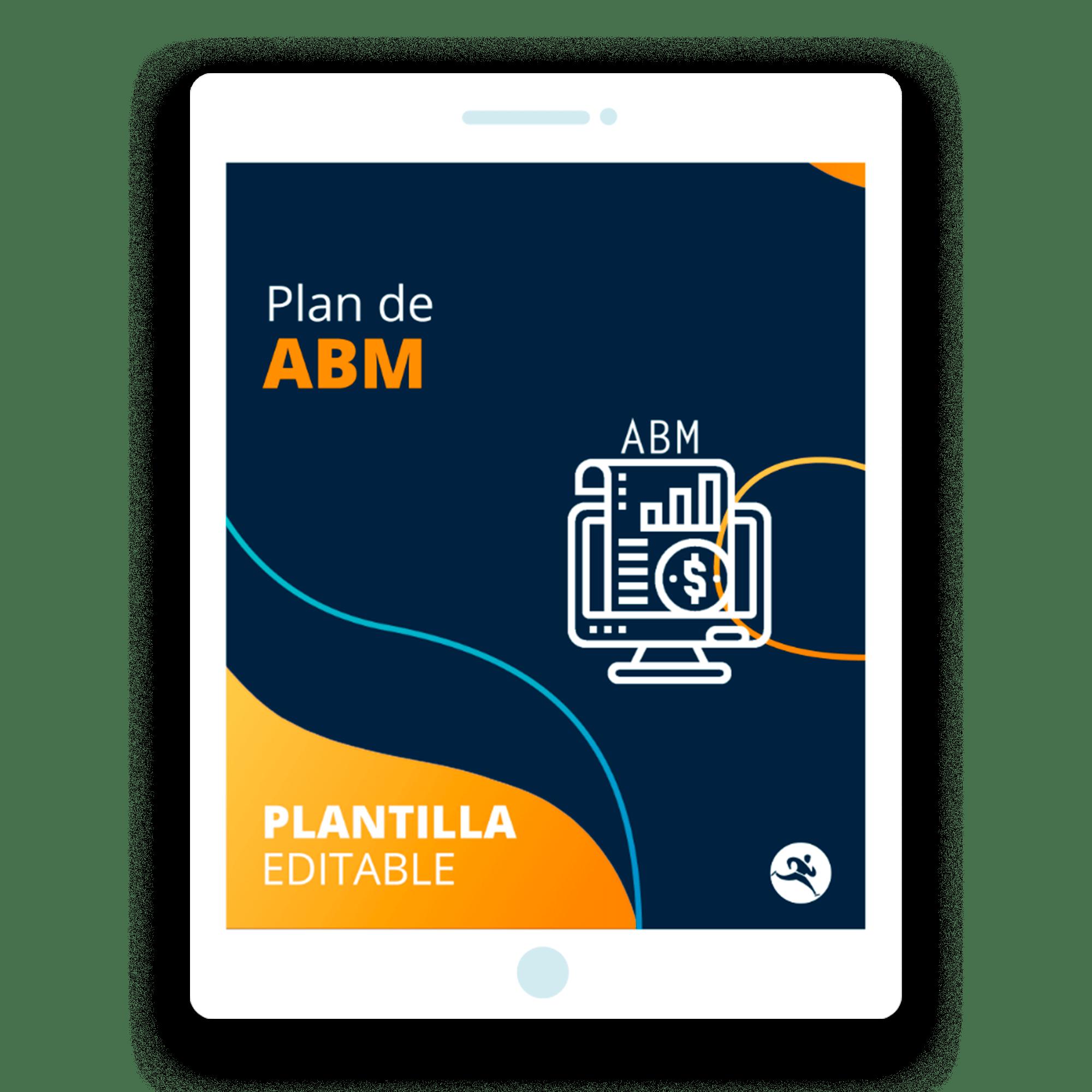 Portada Plan de ABM IPAD