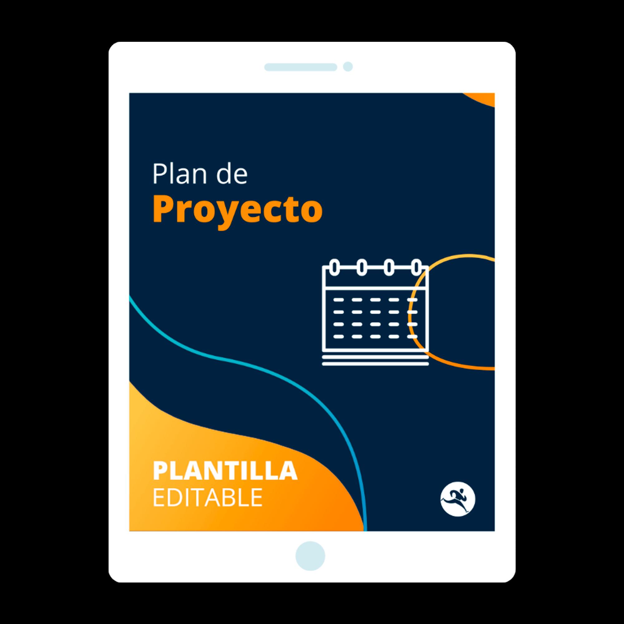 Portada Plan de Proyecto IPAD