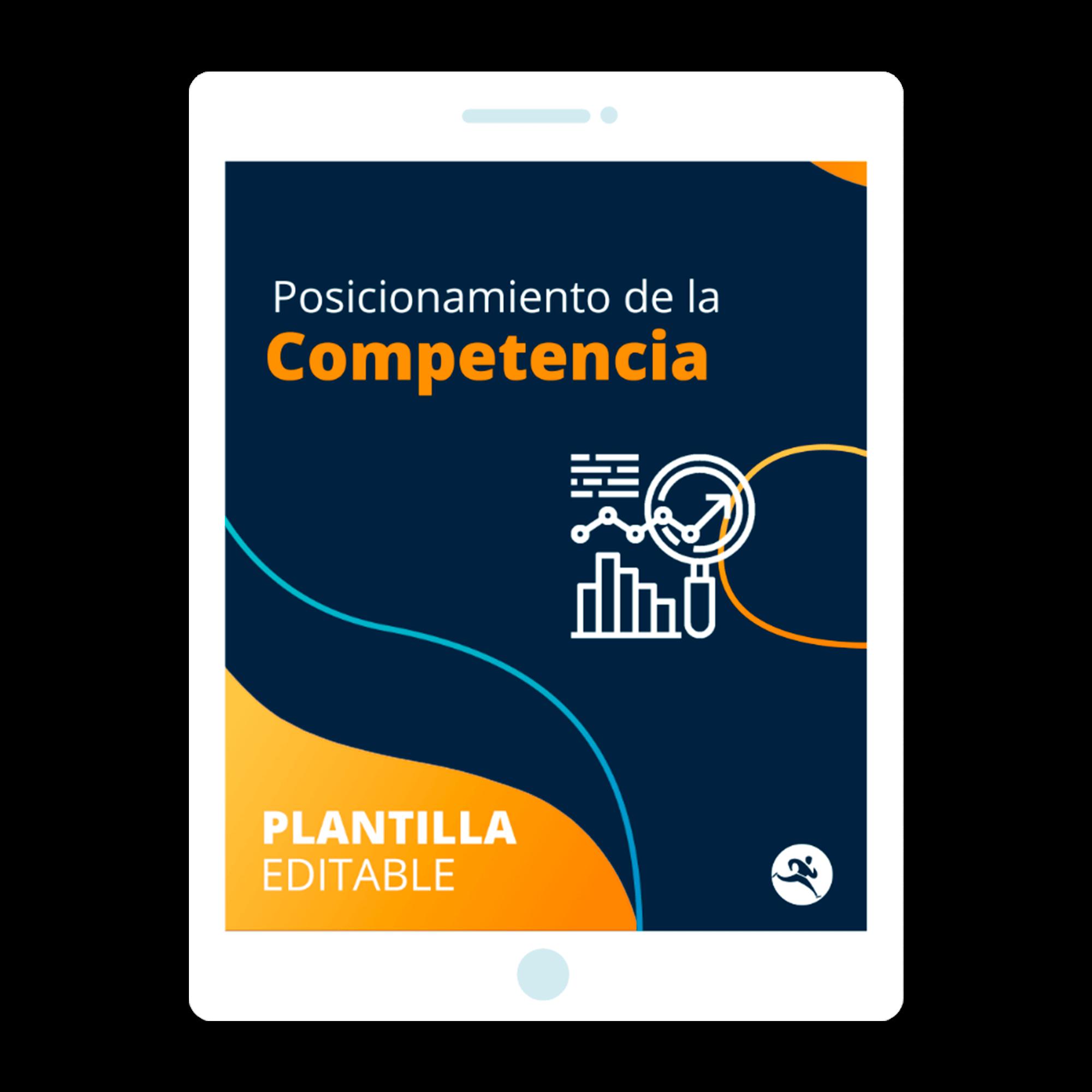 Portada Posicionamiento Competencia IPAD